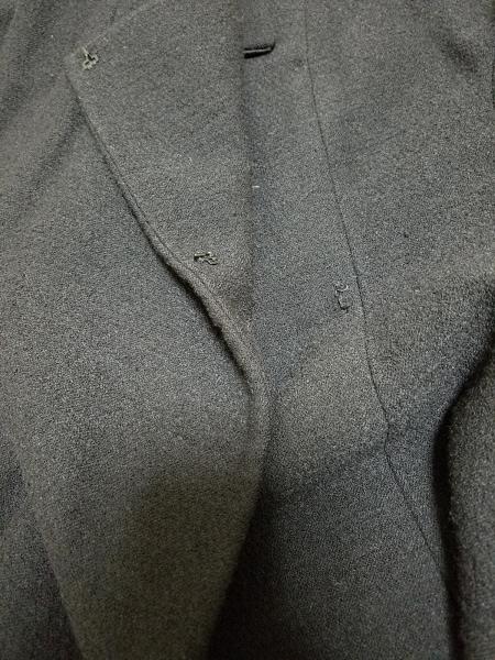 ダナキャランシグネチャー コート サイズ42 I レディース 黒 冬物