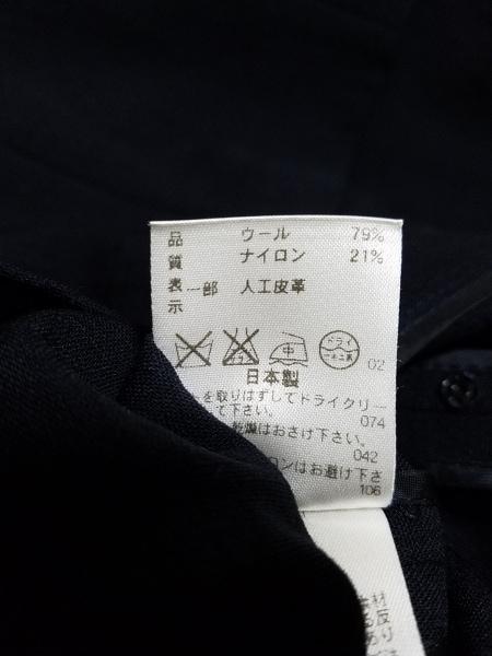 ピエールカルダン ジャケット サイズ38 M レディース ダークネイビー×白