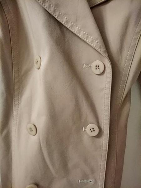 wood&pecker(ウッドぺッカー) コート サイズ38 M レディース美品  ベージュ 春・秋物