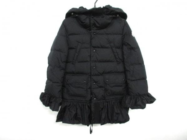 MONCLER(モンクレール) ダウンコート サイズ00 XS レディース SERRE(セール) 黒 冬物