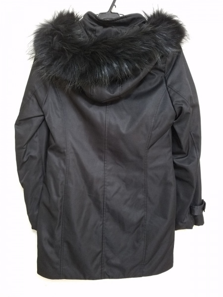 rienda(リエンダ) コート サイズS レディース 黒 ファー/冬物