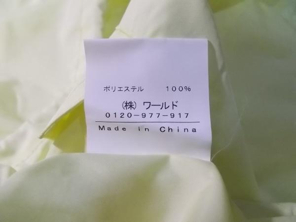 INDIVI(インディビ) コート サイズ38 M レディース美品  イエロー レインコート