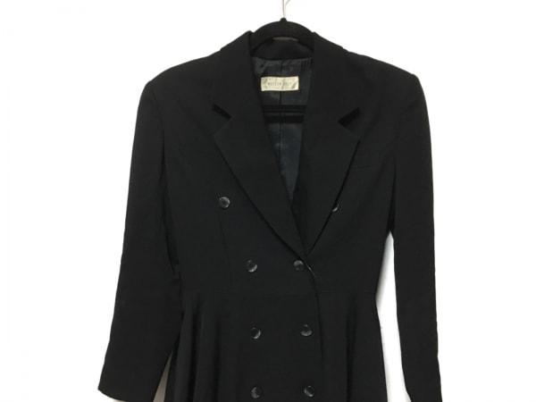 MAYSON GREY(メイソングレイ) コート サイズ9 M レディース 黒 冬物