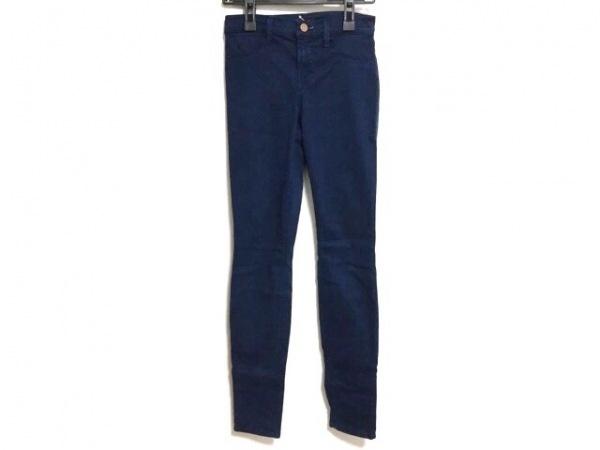 J Brand(ジェイブランド) パンツ サイズ24 レディース ネイビー Theory
