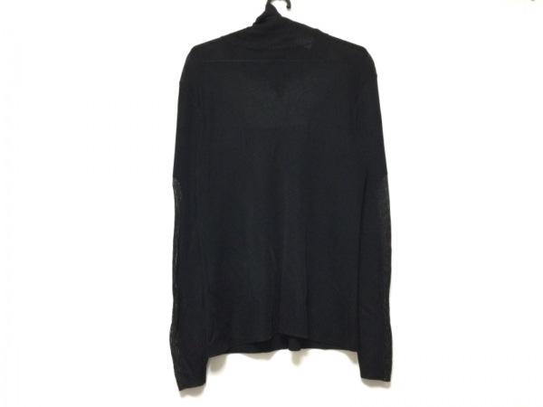 ANTEPRIMA(アンテプリマ) 長袖セーター サイズ40 M レディース 黒 タートルネック