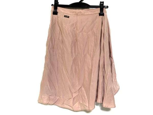 BLUGiRL BLUMARINE(ブルーガールブルマリン) スカート レディース美品  ピンク