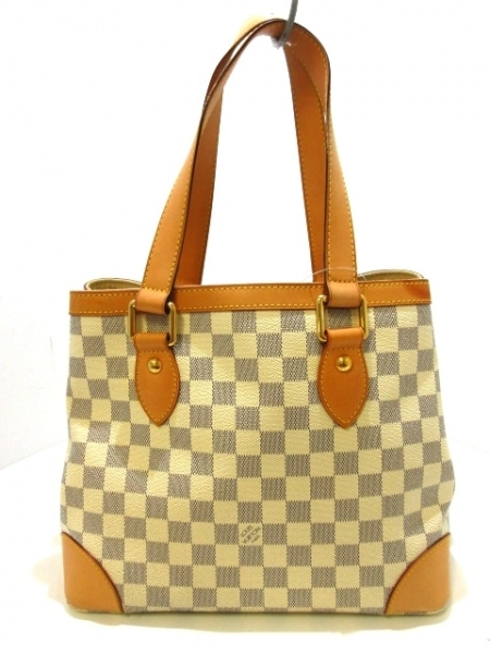 LOUIS VUITTON(ルイヴィトン) トートバッグ ダミエ ハムプステッドPM N51207 アズール