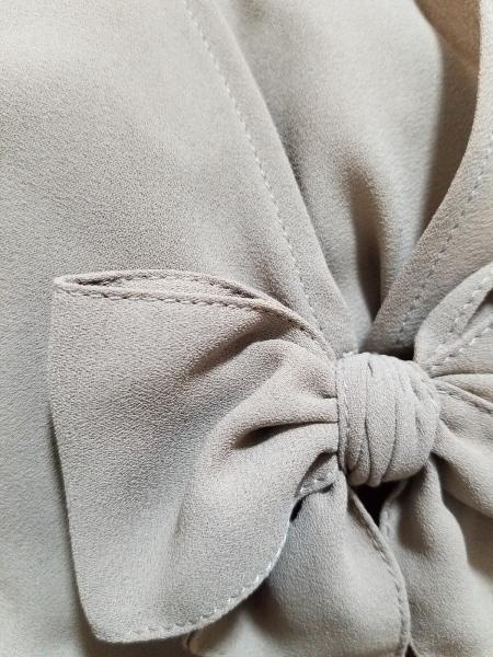 INGEBORG(インゲボルグ) ロングスカート レディース美品  ブラウン リボン