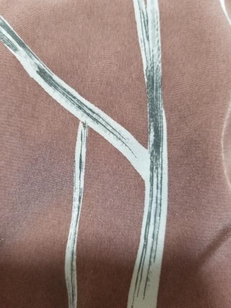 インゲボルグ ロングスカート レディース美品  ブラウン×ライトグリーン×マルチ