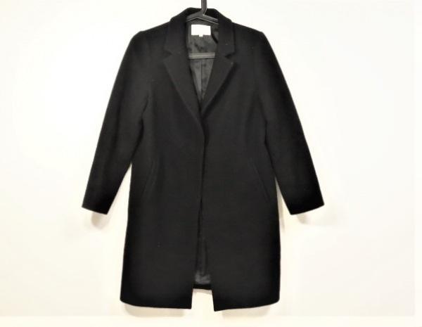 m's select(エムズセレクト) コート サイズ36 S レディース 黒 冬物