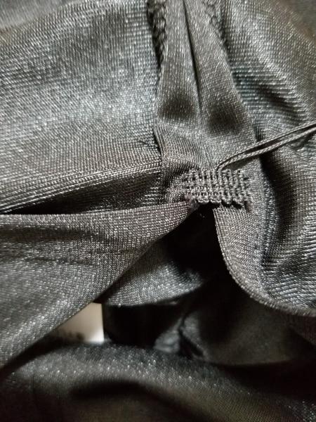 マッキントッシュフィロソフィー ワンピース サイズ40 L レディース美品  黒