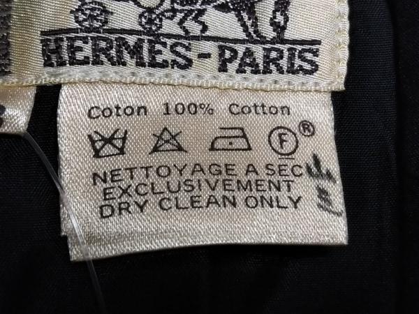 HERMES(エルメス) スカート サイズ38 M レディース 黒