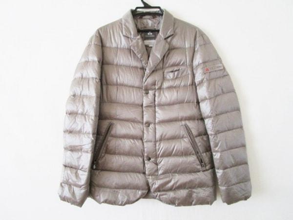 PEUTEREY(ピューテリー) ダウンジャケット サイズ48 XL メンズ メタリックグレー 冬物