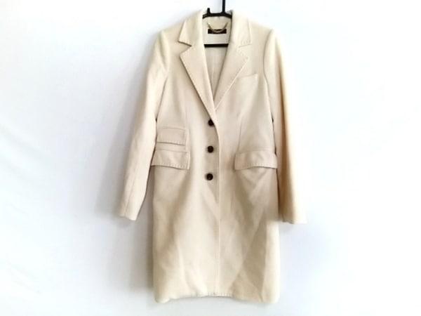 スタニングルアー コート サイズ38 M レディース美品  アイボリー 冬物
