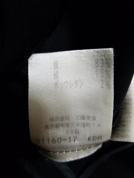 TO BE CHIC(トゥービーシック) ジャケット サイズ38 M レディース 黒 フリル