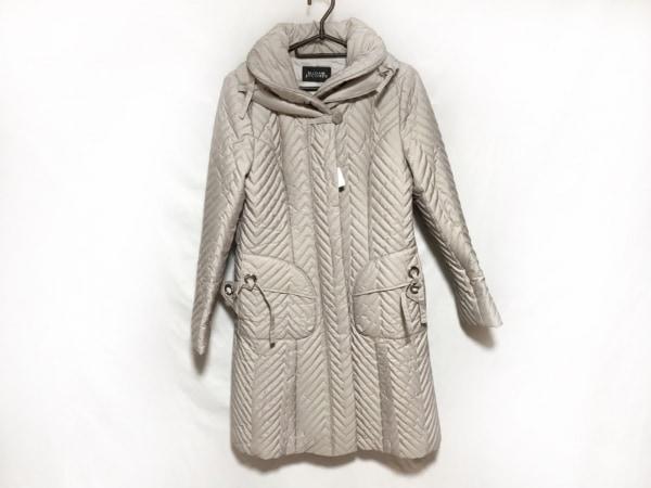 MADAM JOCONDE(マダムジョコンダ) コート レディース美品  グレー 冬物/中綿