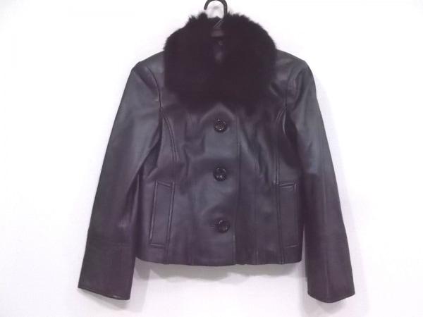 LittleNewYork(リトルニューヨーク) コート サイズ4 XL レディース美品  黒
