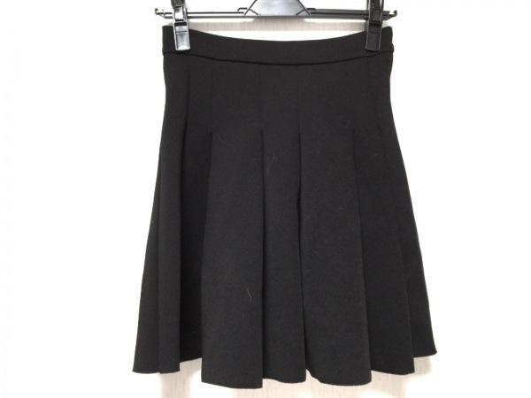 TbyALEXANDER WANG(アレキサンダーワン) ミニスカート サイズXS レディース美品  黒