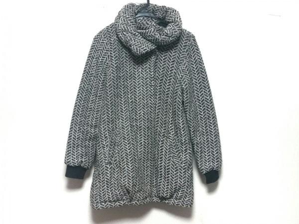 jouetie(ジュエティ) コート サイズM レディース美品  黒×アイボリー 冬物