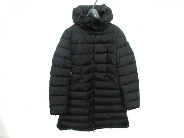 モンクレール ダウンコート サイズ1 S レディース FLAMMETTE(フラメッテ) 黒 冬物