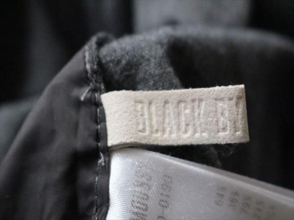 ブラックバイマウジー ダウンコート サイズ2 M レディース グレー リバーシブル/冬物