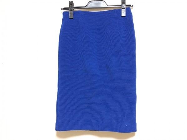 DEUXIEME CLASSE(ドゥーズィエム) スカート サイズ36 S レディース ブルー