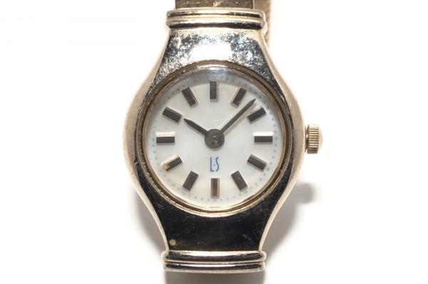 LAZY SUSAN(レイジースーザン) 腕時計 AL-393140 レディース 白