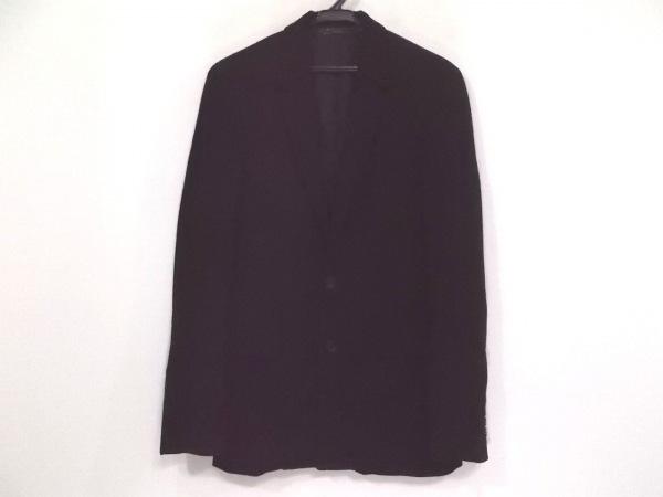 KRISVANASSCHE(クリスヴァンアッシュ) ジャケット サイズ44 L メンズ 黒