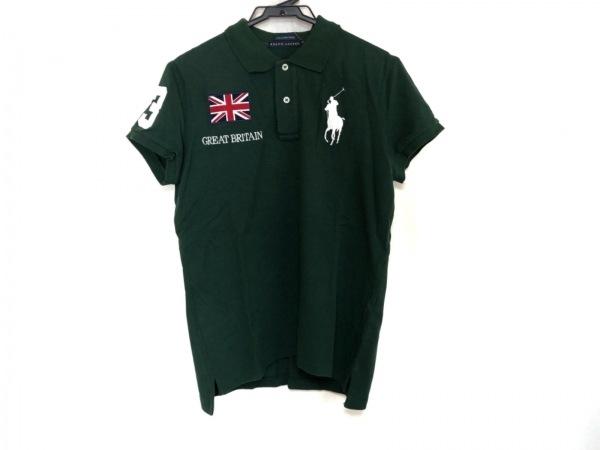 RalphLauren(ラルフローレン) 半袖ポロシャツ サイズXL レディース美品  ビッグポニー