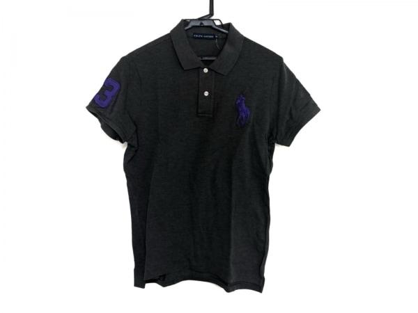 RalphLauren(ラルフローレン) 半袖ポロシャツ レディース美品  ビッグポニー