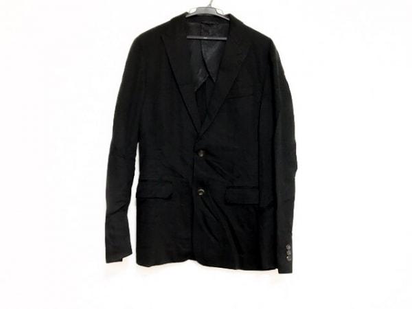 Platinum COMME CA(プラチナコムサ) ジャケット サイズL メンズ 黒