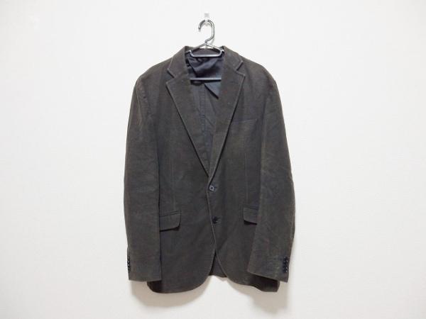 23区 HOMME(ニジュウサンク オム) ジャケット サイズ50 メンズ カーキ