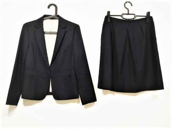 NOLLEY'S(ノーリーズ) スカートスーツ サイズ38 M レディース ダークネイビー sophi