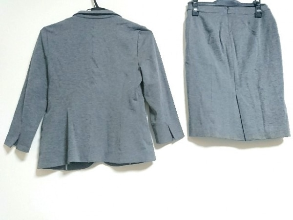 BOSCH(ボッシュ) スカートスーツ レディース新品同様  ダークグレー