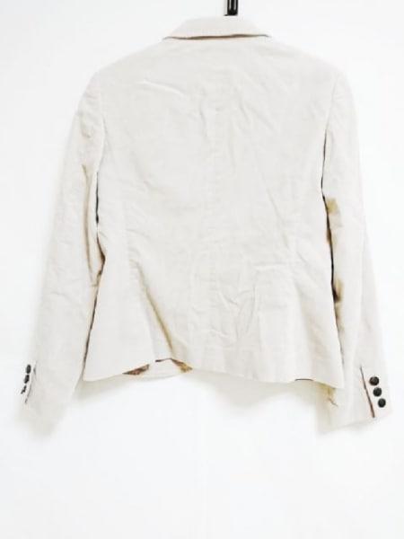 自由区/jiyuku(ジユウク) ジャケット サイズ40 M レディース ベージュ