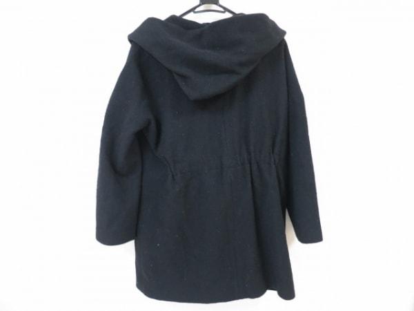 Aima+saie(アイマサイエ) コート サイズ2 M レディース 黒