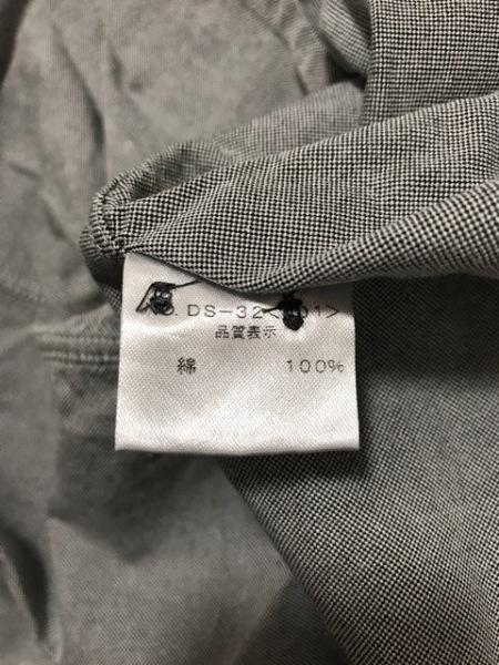 Django Atour(ジャンゴアトゥール) 半袖シャツ サイズS メンズ グレー