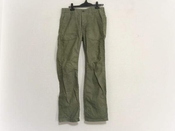orslow(オアスロウ) パンツ サイズ2 M メンズ カーキ ボタンフライ
