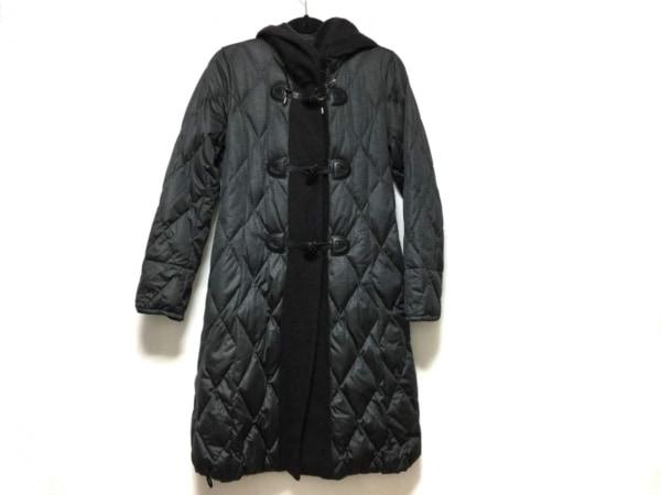 Gabardine K.T(ギャバジンケーティ) コート サイズ11 M レディース 黒 冬物