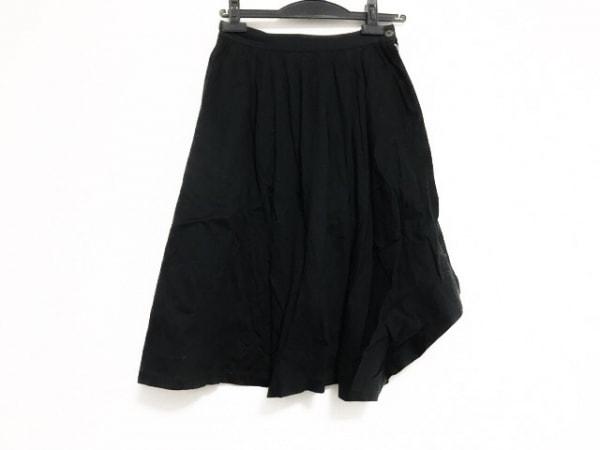 tricot COMMEdesGARCONS(トリココムデギャルソン) スカート レディース美品  黒