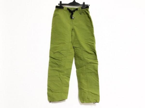 columbia(コロンビア) パンツ サイズM(MEN'S) メンズ ライトグリーン ウエストゴム