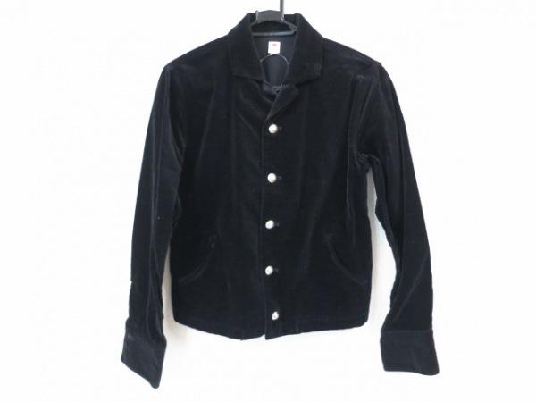 jipijapa(ヒピハパ) ジャケット サイズ2 M メンズ美品  黒