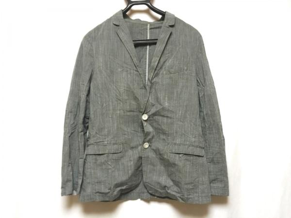 TK (TAKEOKIKUCHI)(ティーケータケオキクチ) ジャケット サイズ2 M メンズ グレー