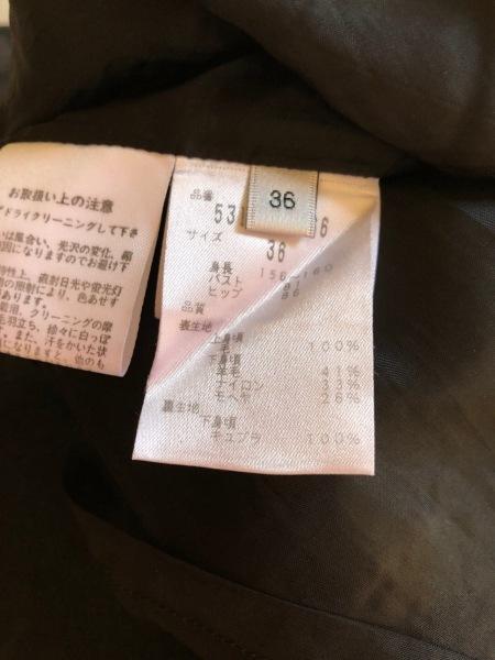 ADORE(アドーア) ワンピース サイズ36 S レディース 黒