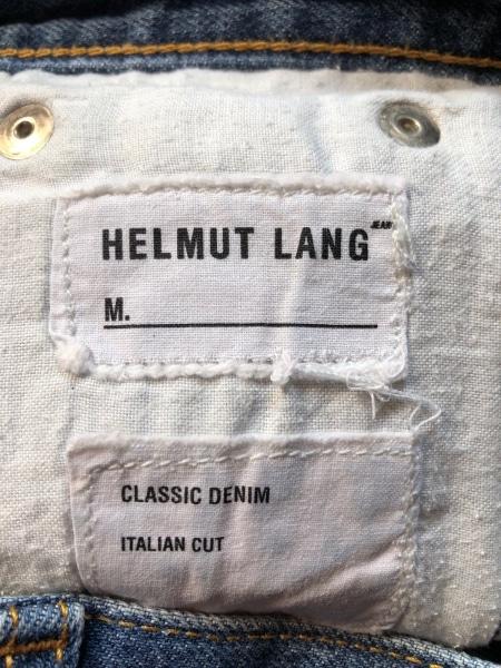 Helmut Lang(ヘルムートラング) ジーンズ サイズ26 S レディース ネイビー