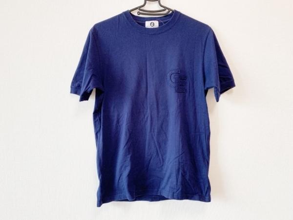 GOOD ENOUGH(グッドイナフ) 半袖Tシャツ サイズM メンズ ネイビー