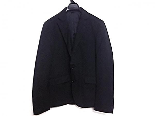 SHIPS JET BLUE(シップスジェットブルー) ジャケット サイズMedium M メンズ美品  黒
