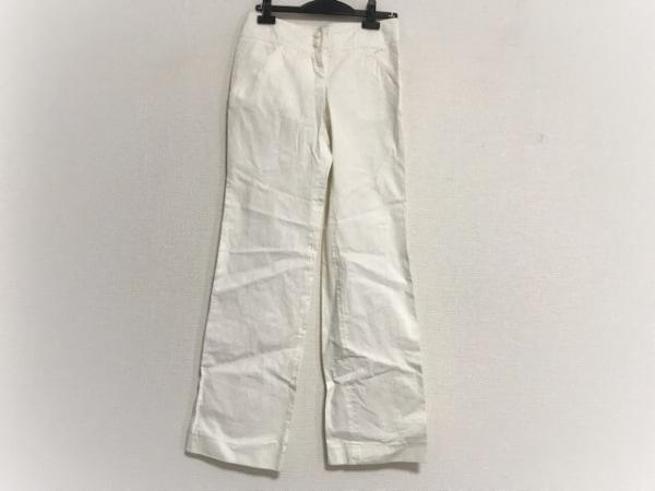 VALENTINO(バレンチノ) パンツ サイズ40/4 メンズ 白