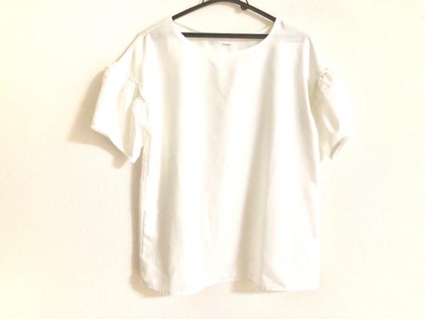 rous(ラス) 半袖カットソー サイズ38 M レディース美品  白