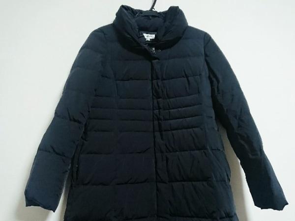 ensuite(エンスウィート) ダウンコート サイズ3 L レディース 黒 冬物